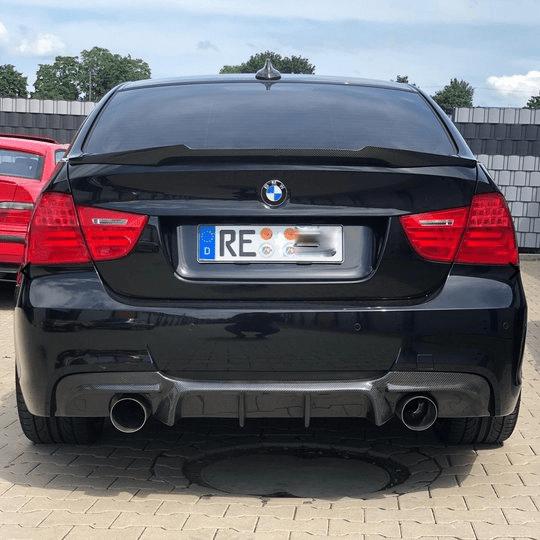 Löwencarbon Heckspoiler Highkick Carbon Passend Für Bmw 3er E90 Leoderm3